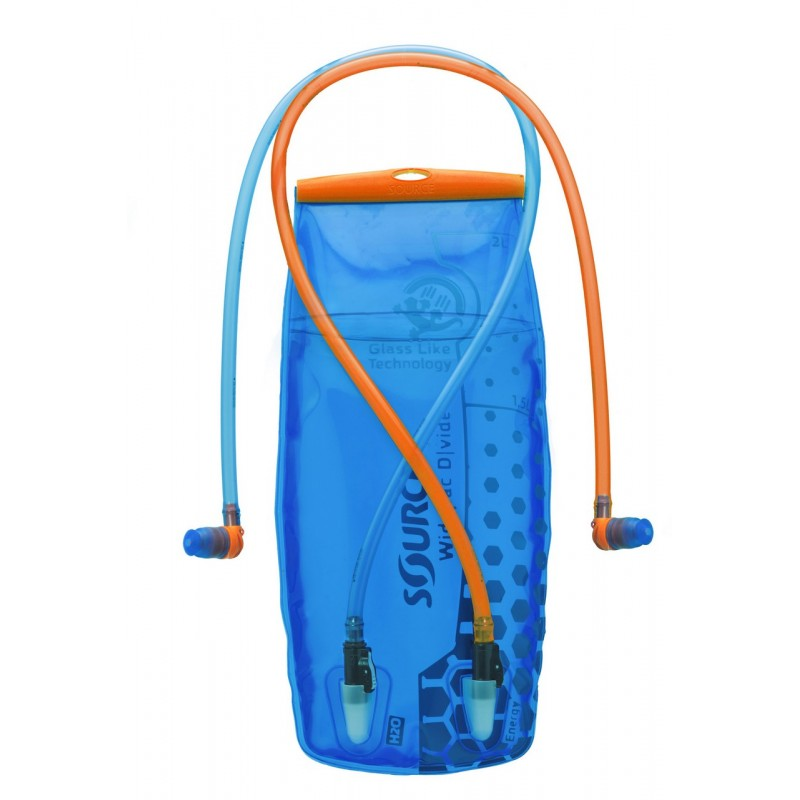 Source Widepac DIvide 3L - 2 in 1 Hydration Bladder