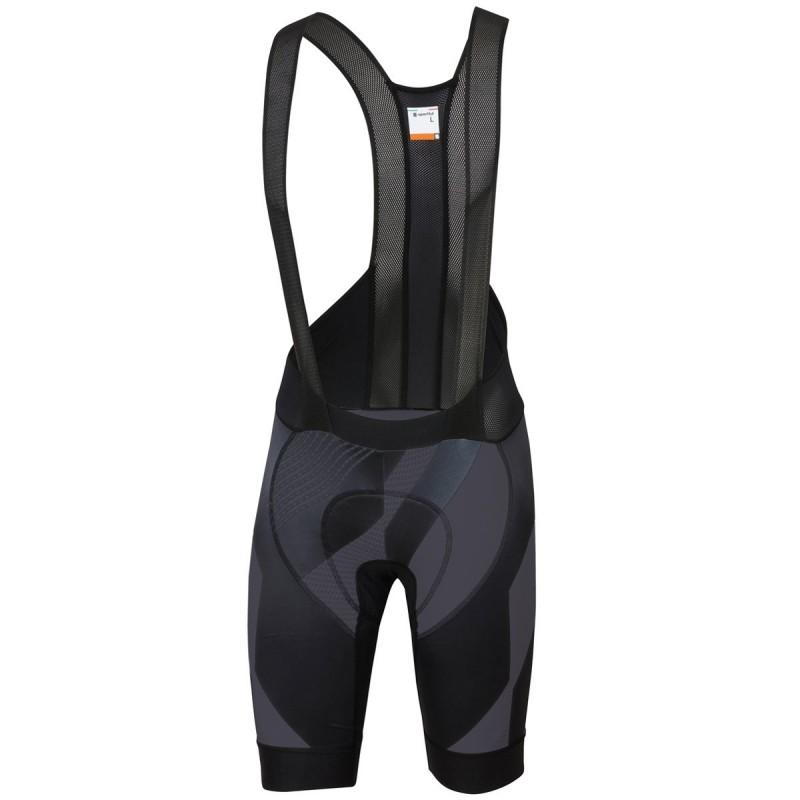 Sportful BFP 2.0 Ltd Bib Shorts Black Anthracite