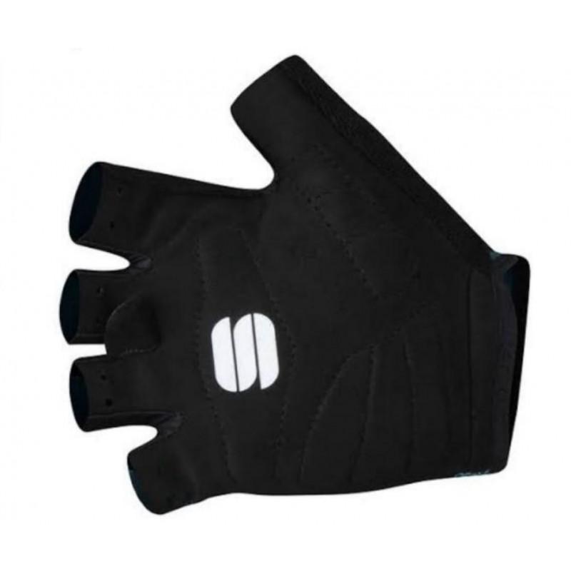 Sportful GF Sagan Half Finger Summer Cycling Gloves Black