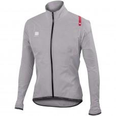 Sportful Rain Hot Pack Jacket Ultralight Silver