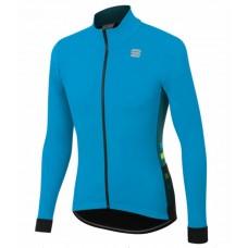 Sportful Neo Softshell Winter Jacket Blue Atomic Black
