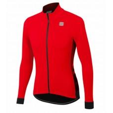 Sportful Neo Softshell Winter Jacket Red Black