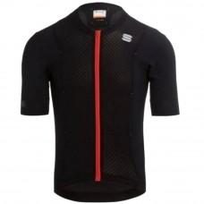 Sportful R&D Short Sleeves Jersey Black