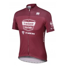 Sportful Strade Bianche Short Sleeves Jersey Red