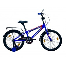 Suncross 20 MXR Kids Bike Blue Red White