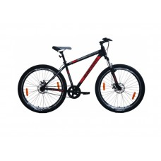 Suncross 24 Integra Mountain Bike Black Red Grey