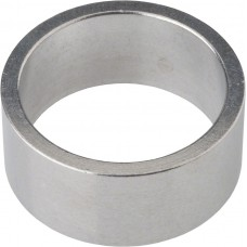 "Tangeseiki Alloy Spacer 10mm 1-1/8"" Silver"