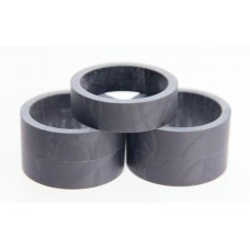 Tangeseiki Alloy Spacer 3mm Black