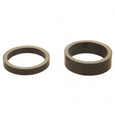 "Tangeseiki Carbon Spacer 5mm 1-1/8"""