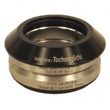 Tangeseiki Headset Technoglide Threadless Is24al 1-1/8 Black