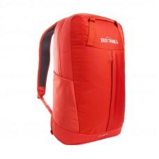Tatonka City Pack 20 Ltr Laptop Bagpacks Red Orange