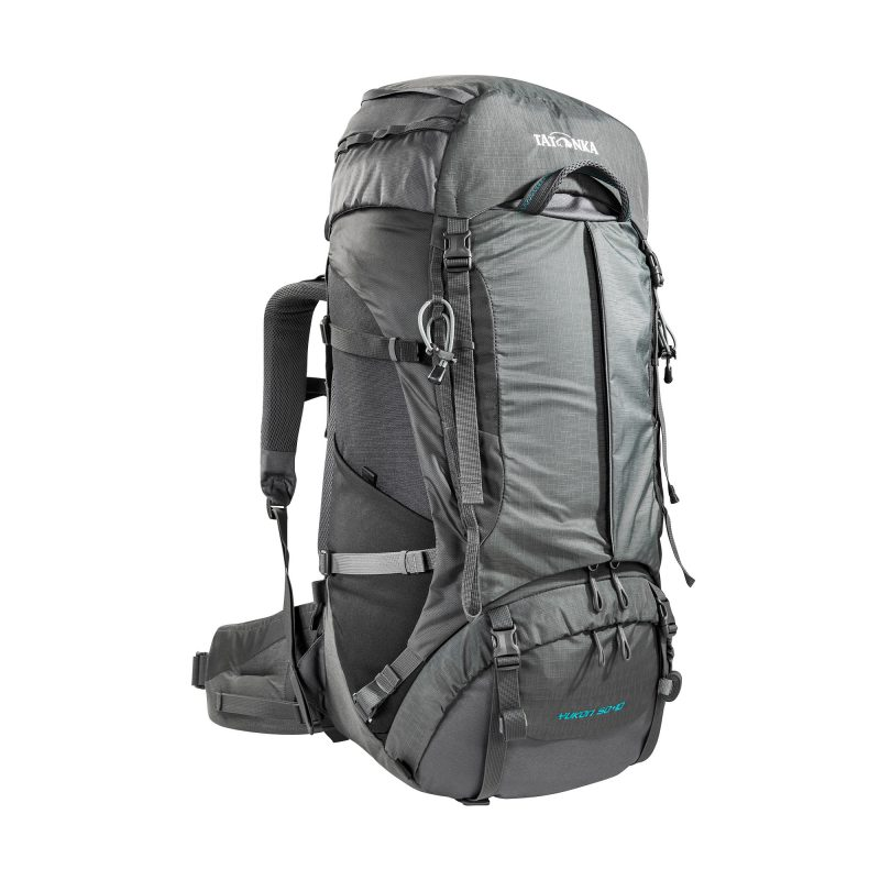 Tatonka Yukon 50+10 Ltr Trekking Bag Titan Grey