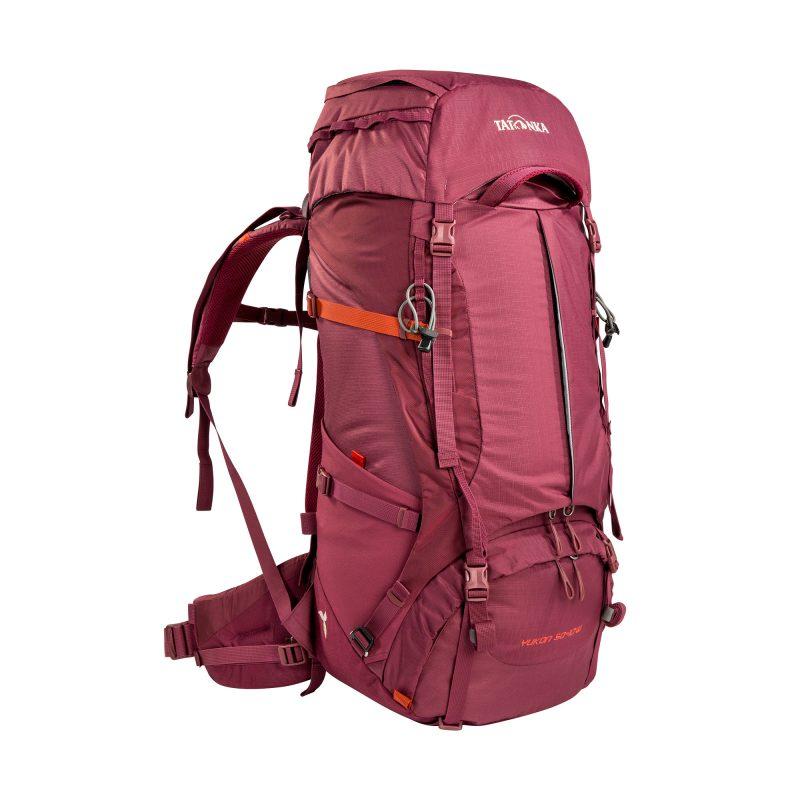 Tatonka Yukon 50+10Ltr Women Trekking Bag Bordeaux Red