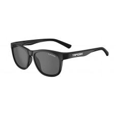 Tifosi Swank Satin Glasses Black (Smoke Polarized Lens)