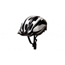 Track & Trail Sport Bike Helmet Black