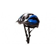 Track & Trail Sport Bike Helmet Blue