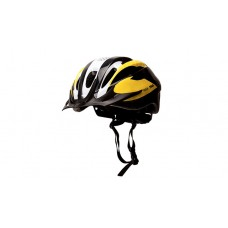 Track & Trail Sport Bike Helmet Yellow