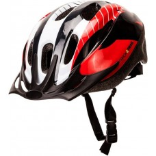 Track & Trail Sports Cycling Helmet Red (MV10)