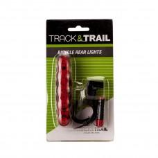 Track & Trail Streak 3S Tail Light Black (JY-358A)
