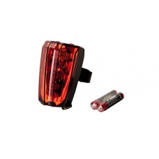 Track & Trail Streak 5SLZ  Bike LED Tail Light Black