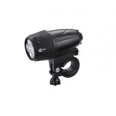 Track & Trail Strobe 5S Bike LED Head Light Black