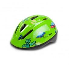 Track & Trail Toonz 2-5 Year Helmet Green (HC-01)