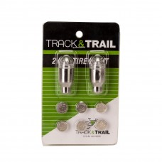 Track & Trail Valve Light Set Silver (JY-503A)