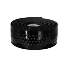 Velox Guidoline Gloss Perforated Handle Bar Tape Black
