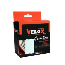 Velox Guidoline High Grip Comfort 3.5 Handle Bar Tape White