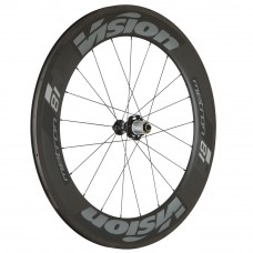 Vision Metron 81 SL Wheel Set Clincher Gray