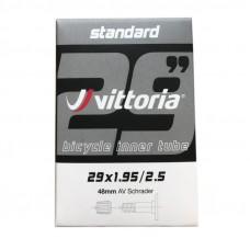 Vittoria 29x1.95/2.5 Schrader 48mm Standard Bicycle Tube
