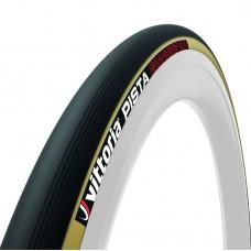 Vittoria 700x23c 23-28 Pista Control G2.0 Tubular Tyre Para Black Black