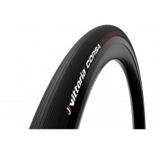 Vittoria 700x25c 25-622 Corsa TLR G2.0 Foldable Tyre Full Black