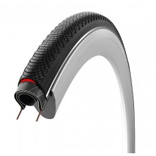 Vittoria 700x40c Revolution Tech G+ Rigid Bike Tire Full Black
