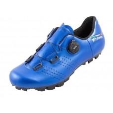 Vittoria Alise Nylon Sole MTB Cycling Shoe Blue