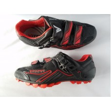 Vittoria Falcon Road Shoes Black/Red