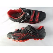 Vittoria Falcon Road Shoes Black/Red