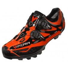 Vittoria Shoes MTB Ikon Carbon Sole Orange