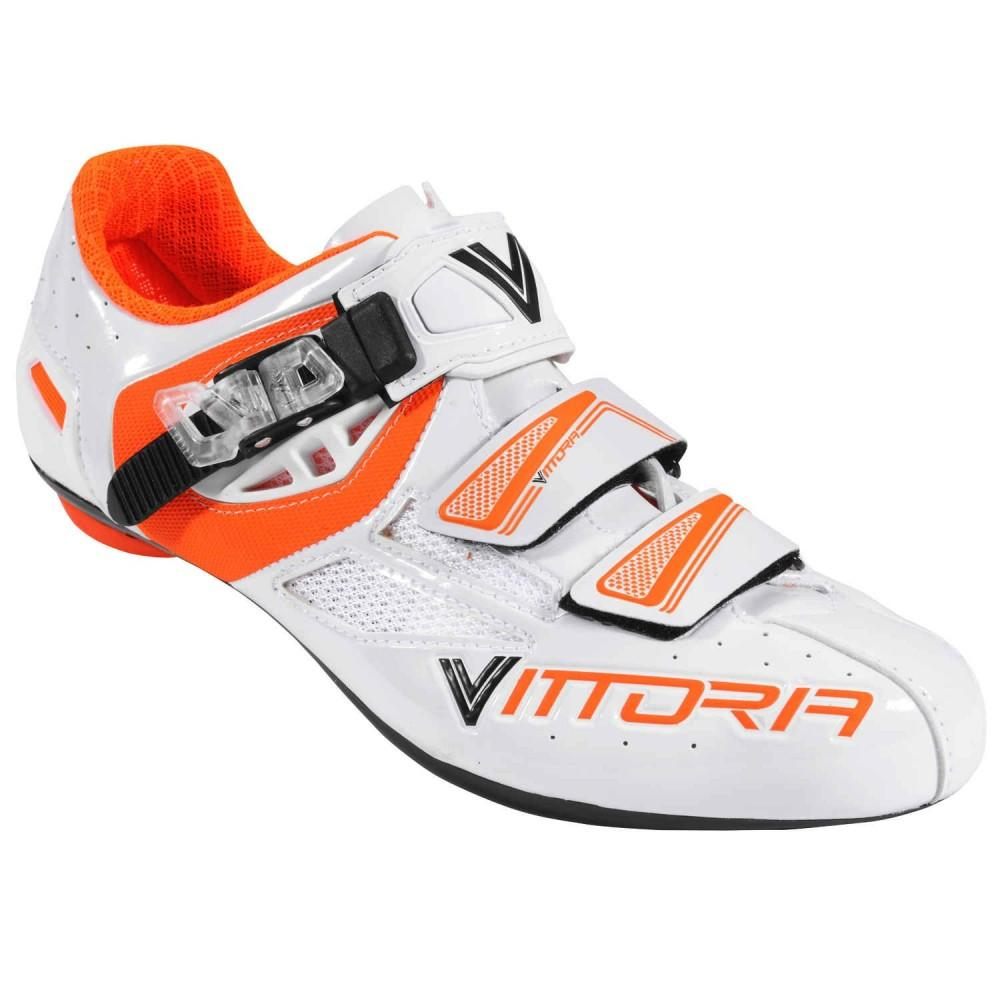 Vittoria Leather Cycling Shoes Size