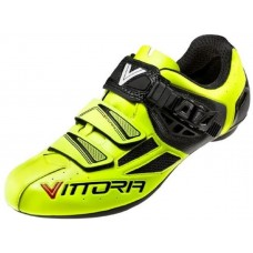 Vittoria Speed Road Shoes Yellow/Fluo