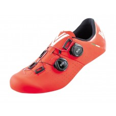 Vittoria Stelvio Carbon Sole Road Cycling Shoe Red
