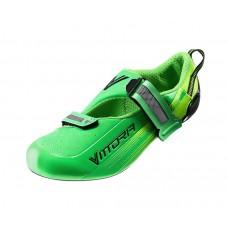 Vittoria Tri Pro Road Shoes Green