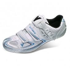 Vittoria V-Pro Carbon Sole Road Shoe White/Blue