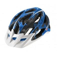 Vittoria VH-DRT MTB Cycling Helmet Blue Camo