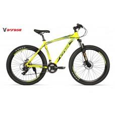"Viva 5.0 SX 26"" Disc Mountain Bike 2018 Green Black"