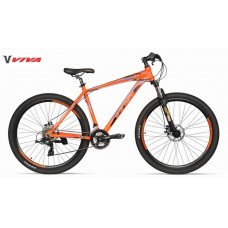 "Viva 5.0 SX 26"" Disc Mountain Bike 2018 Orange Black"