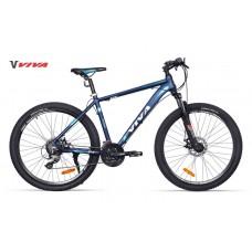 "Viva 5.5 SX 26"" Disc Mountain Bike 2018 Blue Sky Blue"