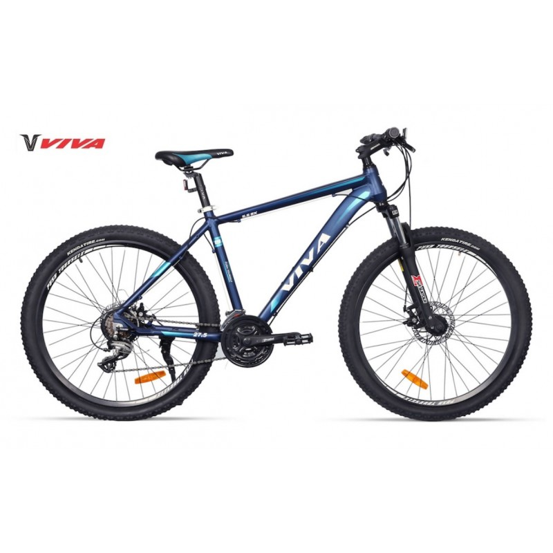 "Viva 5.5 SX 27.5"" Disc Mountain Bike 2018 Blue Sky Blue"