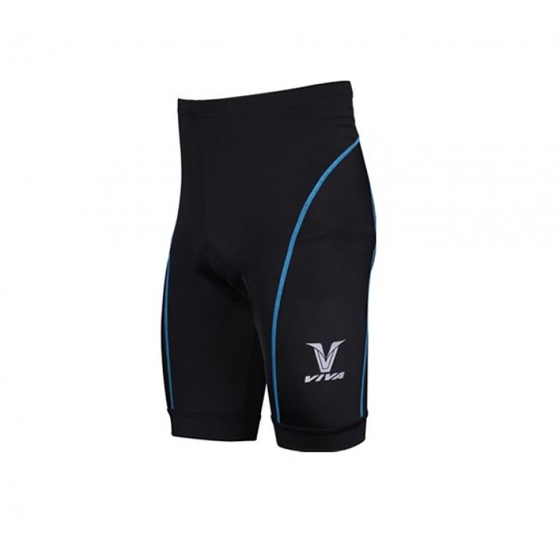 Viva CSP-002 Cycling Gel Shorts Blue