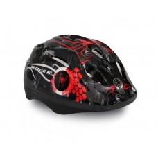 Viva H-10 Kids Cycling Helmet Black